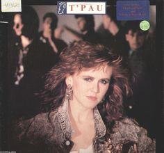T'Pau Self-Titled Vinyl LP Record Album