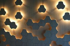 Lighted Wall Candy | @Seeyond: Architectural Solutions