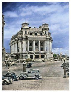 Singapore Travel, Postcard Size, Post Box, Post Office, Vintage Postcards, Big Ben, Mansions, House Styles