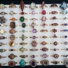 Hippie Jewelry, Cute Jewelry, Jewelry Rings, Jewelry Accessories, Accesorios Casual, Schmuck Design, Ear Piercings, Bling, Jewels