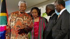 Mandela death: The batik fashion icon