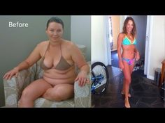 My 40lb weight loss on a Raw Food Diet! Before & After video/photos --> http://youtu.be/BeL3AWMUpXQ