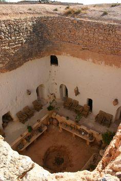 Underground House, Gharyan