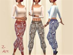 The Sims Resource: Winter CollectZ. VIZuckerschnute20 • Sims 4 Downloads