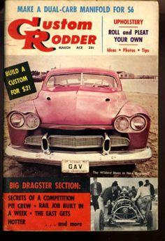 Accessoires & Fanartikel Poster & Bilder Neu Hot Rod Plakat 11x17 Rodding Und Re-styling Für Royal Roadster Race