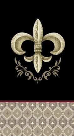"""Fleur De Lis Guest Napkins by Evergreen Enterprises, Inc. $5.49. Fun for yourself or as a gift. 3 ply construction. 15 per package. 4.5""""W x 8""""H, folded. Paper Napkins. These napkins are ready for a party. The gold and white fleur-de-lis upon each one makes a handsome statement as scrolling vines and classic designs highlight the charm of another era. Why use plain napkins when you can set the mood for any moment with these unique and distinguished works of art?"""
