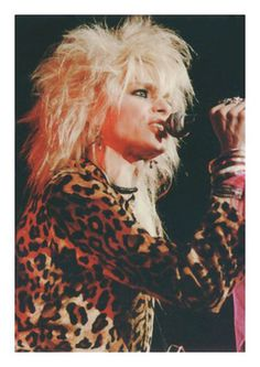 Michael Monroe - hanoi-rocks Photo