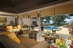 Pimalai Resort & Spa on Kan Tiang Beach, Koh Lanta, Thailand