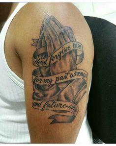 40 Exceptional Praying Hands Tattoos Tattoos Hand Tattoos