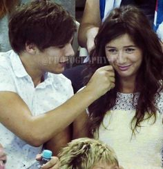 2014 louis and eleanor | Louis Tomlinson and Eleanor Calder by photography-in