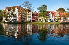 Wunderbares #Lübeck im #Sommer  http://blog.goeuro.de/ostsee-urlaub/