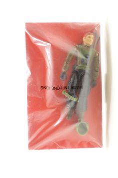 Vintage Cobra GI Joe 1985 Mail Away Thunder MISB Red Back Hasbro Direct #Hasbro