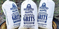 Stone Ground Grits