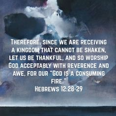 Hebrews ~ An invitation to His Glorious Kingdom ~ Thank You, Jesus, for giving us this certain Hope! Scripture Verses, Bible Verses Quotes, Encouragement Quotes, Bible Scriptures, Faith Quotes, Book Of Hebrews, Hebrews 12, Word Of Faith, Faith