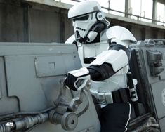 Purchase Imperial Patrol Trooper from Star Wars Authentics.