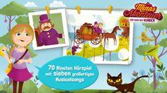 Minas Abenteuer (deutsch, 2,99 €) Entwickelt für Kinder ab 4 Jahren.