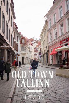 Discover Old Town Tallinn, Estonia