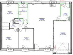 Plan maison neuve construire maisons france confort for Construire maison kerbea