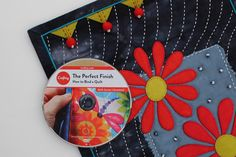 My Craftsy class The Perfect Finish: How to Bind a Quilt is now available on DVD! www.PiecesBeWithYou.com