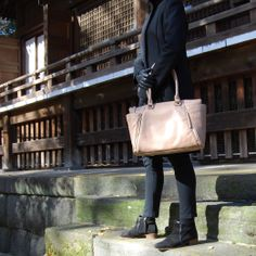 bag & boots by Malababa
