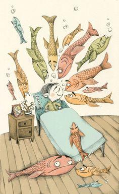Ilustración. Valeria Gallo. Illustration.