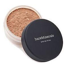 Id pudder - medium tan Bareminerals Original, Facial Skin Care, Covergirl, Loreal, Maybelline, Hair Care, Foundation, Fragrance, Blush