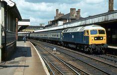 BR Class 47 47010 Ipswich