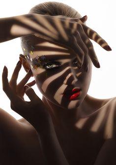 Dark Romance ( Beauty retouching ) on Behance