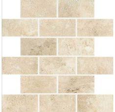 Porcelain Mosaic Terrace Beige X Mediterranean PV Home - Daltile orlando fl