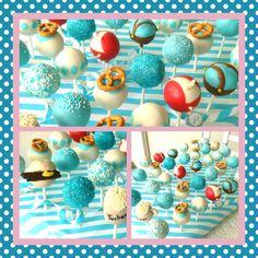 #sandybel #cakepops #bayrisch