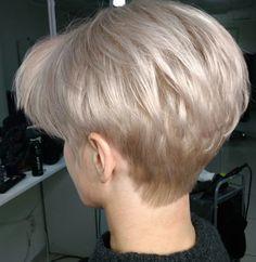 Short Hair Over 60, Short Grey Hair, Short Hair Updo, Short Hair With Layers, Short Hair Cuts For Women, Short Bob Cuts, Latest Short Hairstyles, Haircuts For Fine Hair, Short Stacked Hairstyles