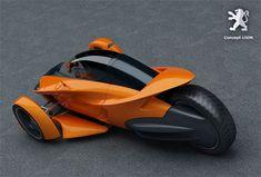 Peugeot, Concept Car, LiiON