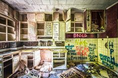 Urbex in New York – Les lieux abandonnés de New York photographiés par Will Ellis