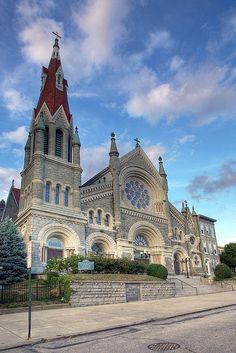 St Francis Xavier Church, The Oratory, Fairmount, Philadelphia, PA This is our parish