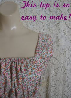 Verdant Bents: Make your own easy top