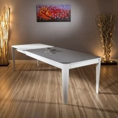 45894b62ab53 Extending Dining Tables - Unique Contemporary Designs | Quatropi. Round  Dining Table ModernGlass Top ...