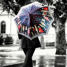 Photo by ireneccloset #moschino #mymoschino #umbrella