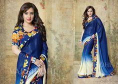 #Bollywood #PartySaree #NehaSharma #bollywoodSaree #DesignerSaree #GeorgetteSaree #buy online best price India. (Cat - neha-sharma-6027) price to inbox me or goto link
