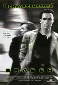 1996 - Eraser - Chuck Russell