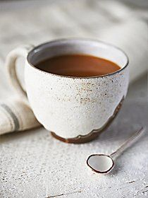White Tea Strainer at Free People Clothing Boutique