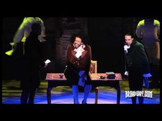 Video of HAMILTON, the new musical about Alexander Hamilton by Lin-Manuel Miranda at Public Theater - YouTube