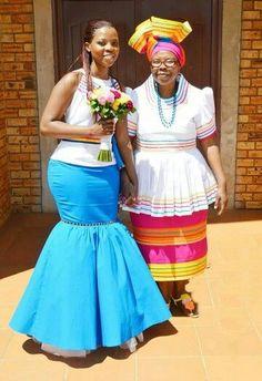 - Sepedi Traditional Wedding Dresses Designs Photos – Sepedi Traditional Wedding … – Sepedi T - African Dresses For Women, African Print Dresses, African Print Fashion, African Attire, African Wear, African Fashion Dresses, African Women, African Clothes, African Prints