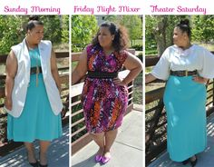 Just My Size Clothing Review, Plus size maxi dress