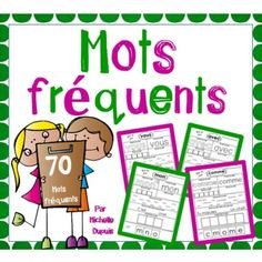 Browse over 330 educational resources created by Michelle Dupuis Education French Francais in the official Teachers Pay Teachers store. French Teaching Resources, Primary Teaching, Teaching French, Teaching Reading, Teaching Ideas, Sons Initiaux, French Alphabet, Learn To Speak French, Social Studies Curriculum