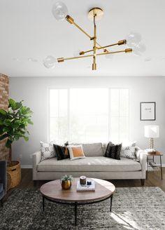 Pugh Project: Living Room | PANORAMA INTERIORS