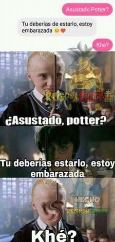 Draco ¿Y el condón?
