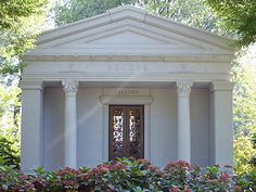 Private Family Mausoleum Style Monument Designs