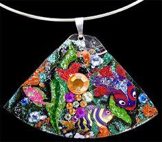 CD Jewelry Art, an eco-friendly idea