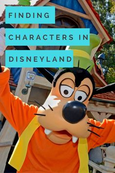 Finding characters in Disneyland. Do your kids want to meet all their favorite Disney characters? Wonder where they are located in Disneyland & Disney California Adventure? We've got you covered.