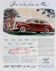 1941 Packard Brochure